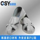 灰色防静电外贸鞋